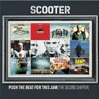 """SCOOTER """"PUSH THE BEAT FOR THIS JAM..."""" 2 CD NEU"""
