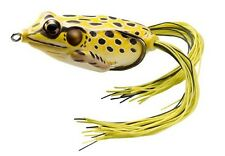 Koppers Live Target Hollow Body Frog FGH55T- Yellow/Black