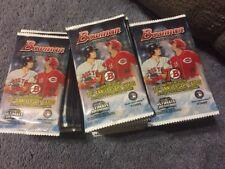 Lot Of 90 Bowman Baseball Unopened Packs From Bowman Mega Box