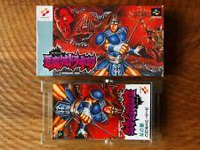 Super Castlevania IV / Super Famicom sfc snes 4 cib complete box manual japan