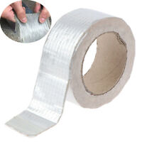 Aluminum Foil Adhesive Tape Waterproof Duct Tape Super Repair Home ToolsEBB Nk