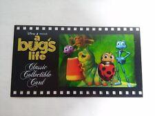 Disney Pixar Bug's Life Classic Collectors Cel Card Film  #116 Flik Francis Bug