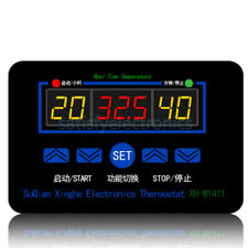 DC12V Multi-functional Temperature Controller Thermostat Control Switch XH-W1411