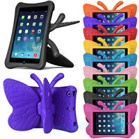 """New 3D Cute Butterfly Shockproof EVA Foam Stand Cover 7.9"""" For iPad Mini 1 2 3 4"""
