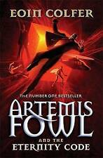 """AS NEW"" Artemis Fowl and the Eternity Code: 3, Colfer, Eoin, Book"