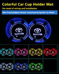 1pcs LED Lights Lamps Car USB Light Fit Toyota Vehicle Parts Interior Lighting