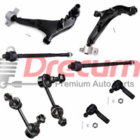 8Pcs Front Lower Control Arm & Suspension Kit for Infinity I30 I35 Nissan Maxima