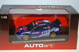 Autoart Code 3 Subaru Impreza wrc 08 T.McNulty Rally Ireland 2009 PJ104