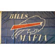 New listing Bills Mafia Football 3x5 Feet Flag College Banner