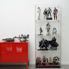 DIY Acrylic Tower Showcase shelves for 12 inch action figures colletibles
