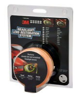 3M Headlight Restoration Kit - Polish your headlamps or lens with a drill - UK