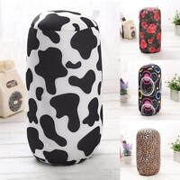 Indian Ethnic Cushion Cover Embroidery Bolster cylinder round Cover