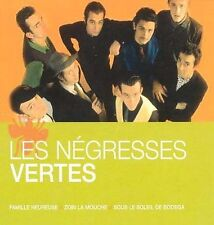 Essentials by Les Negresses Vertes (CD, May-2004, Virgin)