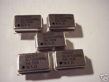 Raltron 66.666 MHz crystal oscillator  5 pieces