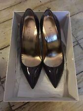 DANIEL Ladies Shoes - Purple Heels - Size 38 - RRP £159