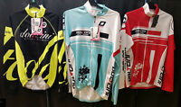 CLEARANCE NEW Doltcini Long Sleeved Ladies/Womens Cycling Jersey SCHILS UK stock