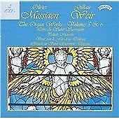 Messiaen - The Organ Works, Vols 5 & 6, Dame Gillian Weir, Audio CD, New, FREE &