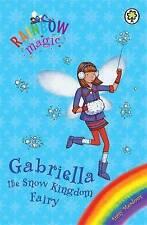 Gabriella the Snow Kingdom Fairy - Rainbow Magic book - 3 stories- Daisy Meadows