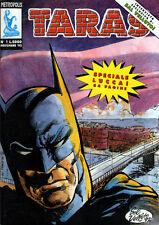 TARAS N. 1 NOVEMBRE 1992