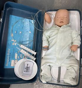 Laerdal Resusci Baby Anne CPR Training Manikin & Hard Case
