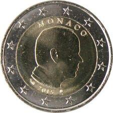 Pièces euro de Monaco pour 2 euro année 2015