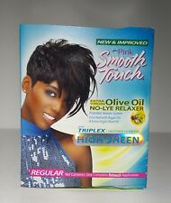 LUSTERS PINK SMOOTH TOUCH EXTRA VIRGIN OLIVE OIL RELAXER/REGULAR