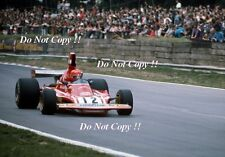 Niki Lauda Ferrari 312 B3 British Grand Prix 1974 Photograph 2