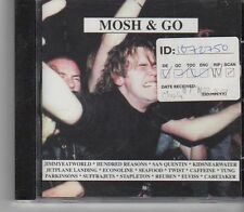 (FX499) Mosh And Go, 16 tracks various artists - 2001 CD