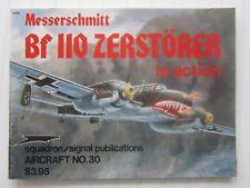 squadron/signal publications / Messerschmitt BF 110 Zerstörer    en anglais