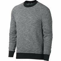 Nike SB Everett Long Sleeve Skateboarding Top Grey Black Size L-XL 938345 010