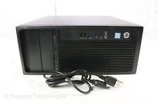 HP Z240 TOWER WORKSTATION | CORE I7-6700 3.40GHZ | 180GB | 16GB RAM | NO OS