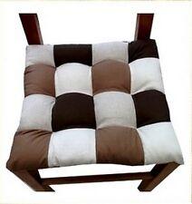 6 Coussins Galette Dessus de chaise