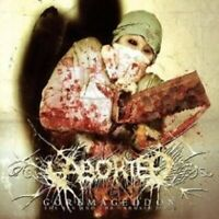 """ABORTED """"GOREMAGEDDON THE SAW AND THE..."""" CD DIGI NEW+"""