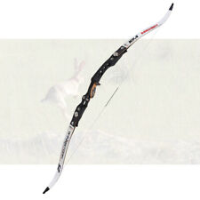 "Nika Archery Recurve Bow 64"" Ilf Limb Right Hand Shooting Outdoor Practise 32lbs"