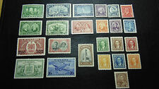 #0375 Canada 24 Stamps lot Collection MINT. Take a look !