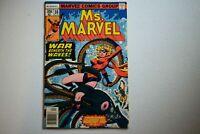 Ms. Marvel #16, VF 8.0, 1st Appearance Mystique