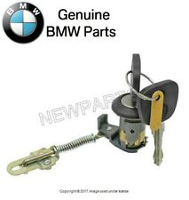 For BMW E28 M5 524td 528e Left Door Lock Cylinder w/ Keys OES 51 21 1 900 871