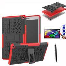 New Shockproof Hybrid Heavy Duty Tough Case For Huawei Mediapad T3 M5 /Lenovo E7