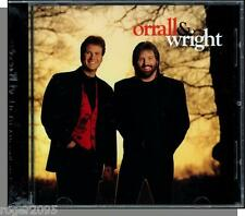 Orrall & Wright - Orrall & Wright - New 1994, 10 Song Country Music CD!