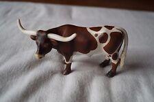 Retired Schleich Texas Longhorn Bull Released 2003 RARE