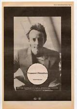 Topper Headon The Clash Drumming Man Advert NME Cutting 1985