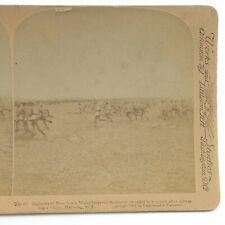Underwood New South Wales Bushmen Stereograph Slide 3D Real Photograph J061