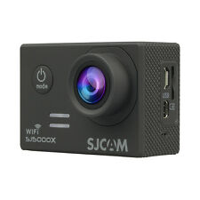 Original SJCAM SJ5000X 4K Elite Sony Sensor WiFi Action Camera+2 Battery+Charger