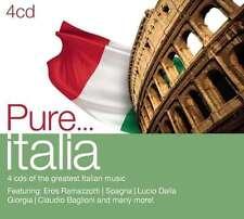 Pure...italia - BOX [4 CD] SONY MUSIC