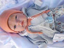 BEAU BEBE DE NINES  +  HABIT TETINE POUPEE pour enfant jouet - reborn neuf