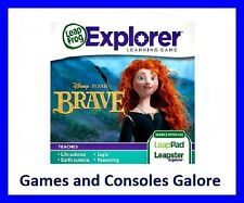NEW! LeapPad Ultimate Leap Pad Brave Game, Leapster Explorer GS, Leapfrog