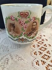King George V And Queen Mary Commemorate Coronation June 22 1911 Mug.