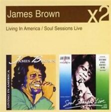 Soul Sessions live Living In America 0886971451023 CD