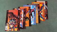 Ultimate Six #1-7 Complete Series Set Captain America Spider-man Iron Man