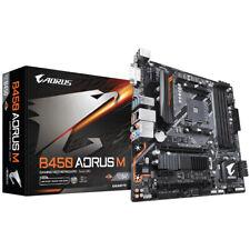 Gigabyte AMD B450 AM4 Aorus Micro ATX DDR4-SDRAM Motherboard